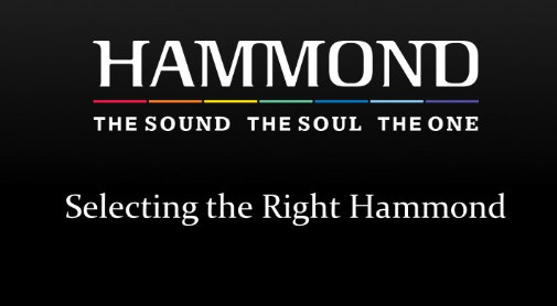 Hammond USA Static info