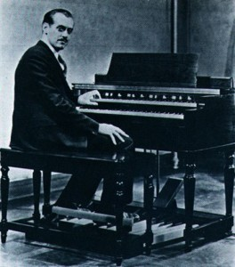 Laurens Hammond (1895-1973) Inventor of the Hammond Organ
