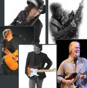 Leslie Guitar Artists