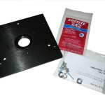 Leslie Driver Adapter Plate