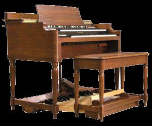 Console Organs Gallery