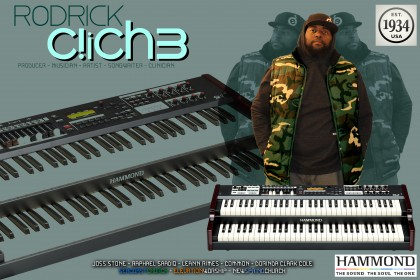 Rodrick Cliche