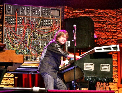 Keith Emerson <br>(1944-2016)<br><em>Hammond Hall Of Fame</em>