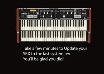System Updates   Hammond USA